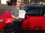 Courtney (BEXLEY) passed with Gravy Driving School