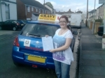 Daisy (Gravesend) passed with Gravy Driving School