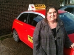 DAWN (ERITH) passed with Gravy Driving School