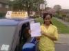 Eruke (Sidcup) passed with Gravy Driving School