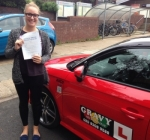 Hannah P (SIDCUP) passed with Gravy Driving School