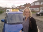 Jessica (Petts Wood) passed with Gravy Driving School