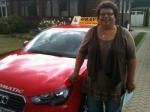 KIM (ORPINGTON) passed with Gravy Driving School