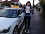 LAUREN (BEXLEY) passed with Gravy Driving School