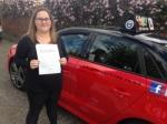 LAUREN (HEXTABLE) passed with Gravy Driving School