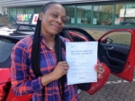 MELISSA (SIDCUP) passed with Gravy Driving School