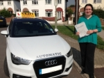 Margaret (ORPINGTON) passed with Gravy Driving School