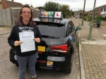 MARIA-G (ORPINGTON) passed with Gravy Driving School