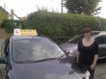 Morna (Sidcup) passed with Gravy Driving School