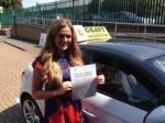 NANCY (WILMINGTON) passed with Gravy Driving School
