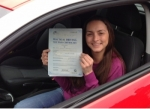 NATALIE (NEW ELTHAM) passed with Gravy Driving School
