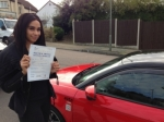 OLIVIA (ORPINGTON) passed with Gravy Driving School