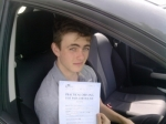 Paul (Bromley) passed with Gravy Driving School