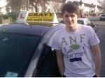Sam (Petts Wood) passed with Gravy Driving School