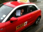 Yoshiko (Sidcup) passed with Gravy Driving School