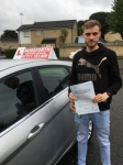 Andy Bate passed with Horsforth Driving School