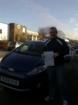 Martin passed with Horsforth Driving School