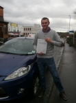 Tom passed with Horsforth Driving School