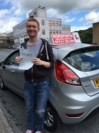 Dan Farmer passed with Horsforth Driving School