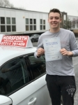Adam Copley passed with Horsforth Driving School