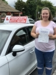 Amy Newhouse passed with Horsforth Driving School
