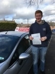 Ben Farmer passed with Horsforth Driving School