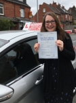 Caroline Parsons passed with Horsforth Driving School