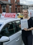 Ellen Auty passed with Horsforth Driving School