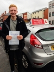 Gordon Stevens passed with Horsforth Driving School