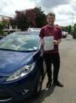 Sam passed with Horsforth Driving School