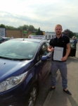 Jamie passed with Horsforth Driving School