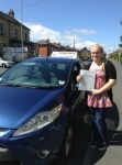 Beth passed with Horsforth Driving School