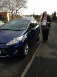 Paula passed with Horsforth Driving School