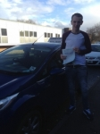 James Mitchell passed with Horsforth Driving School