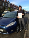 Simon passed with Horsforth Driving School