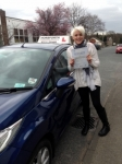 Alison passed with Horsforth Driving School