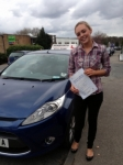 Kay passed with Horsforth Driving School