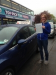 Heather passed with Horsforth Driving School