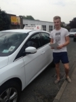 Max Austin passed with Horsforth Driving School