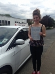 Heather Morris passed with Horsforth Driving School