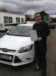Sam Facer passed with Horsforth Driving School
