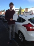 Michael passed with Horsforth Driving School
