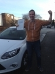 Richard passed with Horsforth Driving School