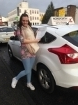 Gemma Garbutt passed with Horsforth Driving School