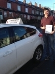 Ben O Connor passed with Horsforth Driving School