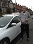 Shaun Remmer passed with Horsforth Driving School