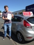 Michael Benn passed with Horsforth Driving School