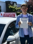 Jude McShee passed with Horsforth Driving School