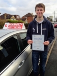 Lewis Paylor passed with Horsforth Driving School