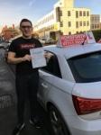 Matthew Johnson passed with Horsforth Driving School